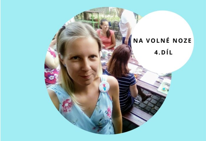 Jana Pernicová_blog o životě na volné noze