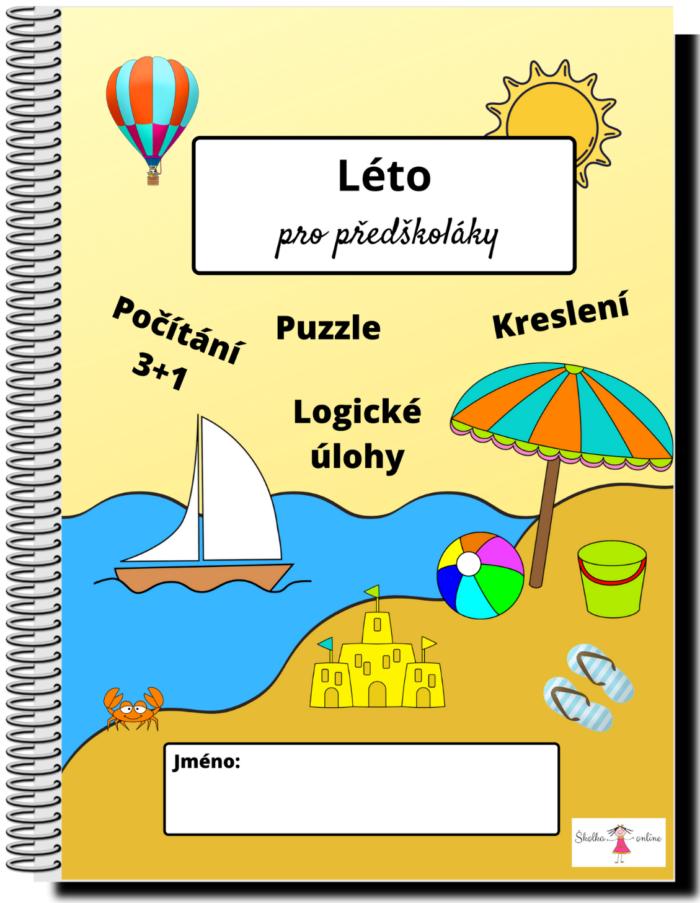 Zábavné úkoly pro děti na léto